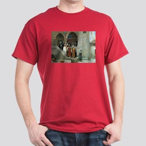 leaving the mosque - gerome T-Shirt
