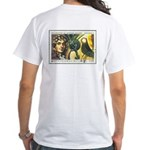 Christiaan Huygens White T-Shirt