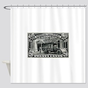 1925 United States Special Delivery Stamp Shower C