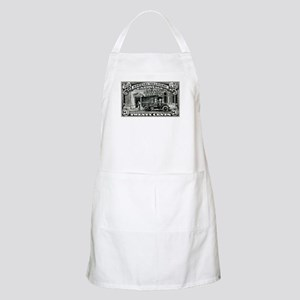 1925 United States Special Delivery Stamp Apron