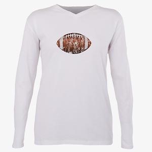 Football - Distressed T-Shirt