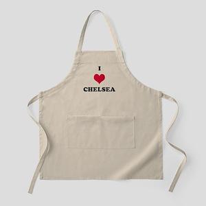 I Love Chelsea Apron