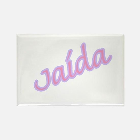 Cute Jaida Rectangle Magnet