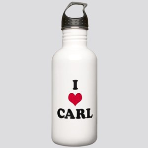 I Love Carl Stainless Water Bottle 1.0L