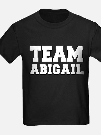 TEAM ABIGAIL T