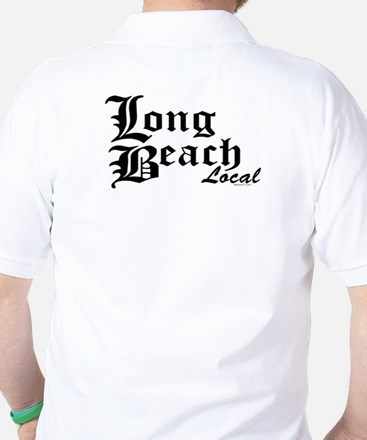 Long Beach Local Golf Shirt