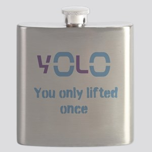 Yolo You only lifted once Flask