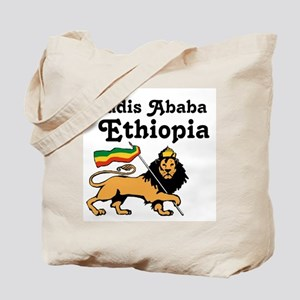 Addis Ababa, Ethiopia Tote Bag