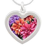 DSC01849 Silver Heart Necklace