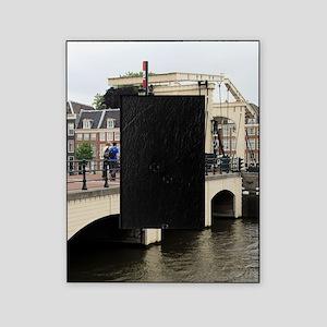 Skinny Bridge, Amsterdam, Holland Picture Frame