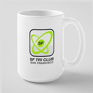 sftri club logo Large Mug