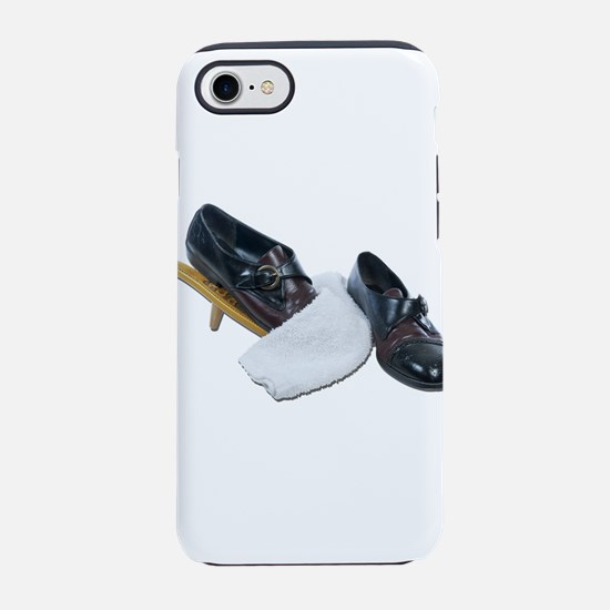 Shoe Shine and Wedge iPhone 7 Tough Case