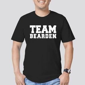 TEAM BEARDEN Men's Fitted T-Shirt (dark)