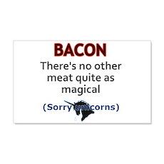 Bacon is Magic Wall Decal