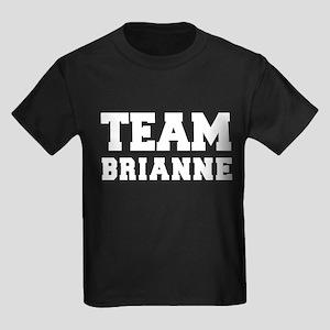 TEAM BRIANNE Kids Dark T-Shirt