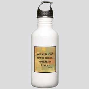 You Make a Difference Stainless Water Bottle 1.0L