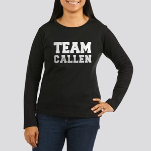 TEAM CALLEN Women's Long Sleeve Dark T-Shirt