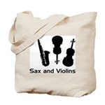 Sax and Violins Gig Bag for Accessories