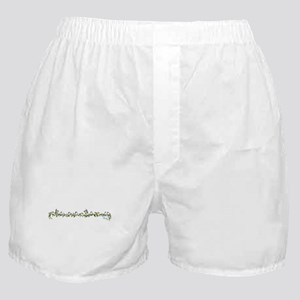 little band of chickadees Boxer Shorts