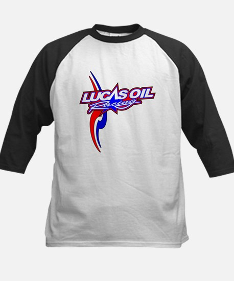 Lucas Oil Racing Kids Baseball Jersey