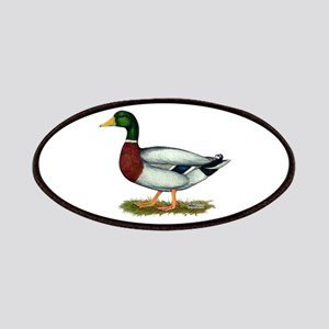 Mallard Duck Drake Patches
