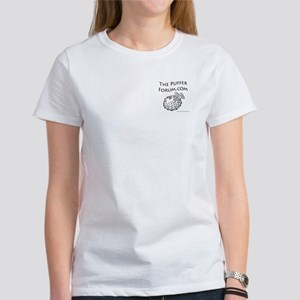The Puffer Forum Women's T-Shirt