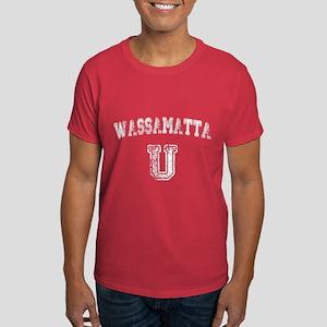 Wassamatta U Dark T-Shirt