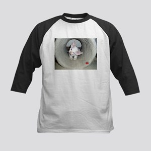 Devon Rex Kids Baseball Jersey