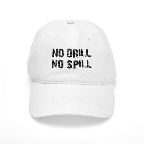 NO DRILL, NO SPILL Cap