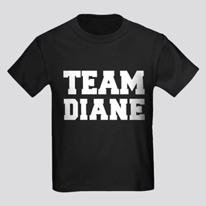 TEAM DIANE Kids Dark T-Shirt