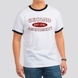 SecondAmendentEst1791-Dark T-Shirt