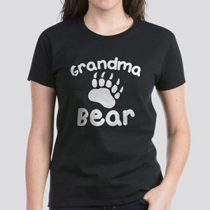 Grandma Bear Women's Dark T-Shirt