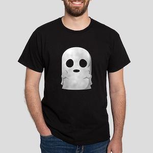 Boo Ghost Black T-Shirt