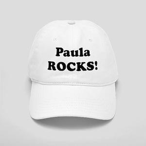 Paula Rocks! Cap