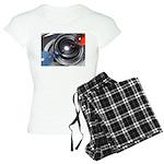 Abstract Camera Lens Women's Light Pajamas