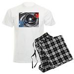 Abstract Camera Lens Men's Light Pajamas