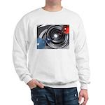 Abstract Camera Lens Sweatshirt