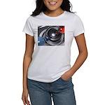 Abstract Camera Lens Women's T-Shirt