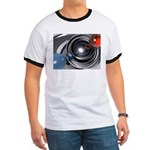 Abstract Camera Lens Ringer T