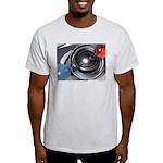 Abstract Camera Lens Light T-Shirt