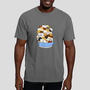 Full Cats Mens Comfort Colors Shirt