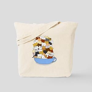 Full Cats Tote Bag