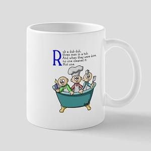 Rub A Dub Mug