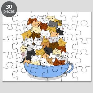 Full Cats Puzzle