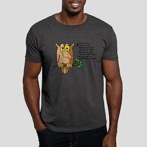 Wise Owl Dark T-Shirt