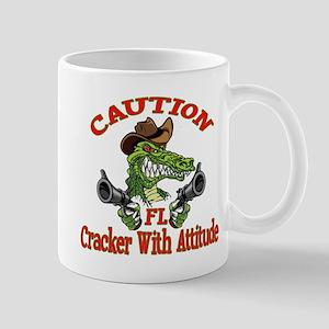 Florida Cracker With Attitude Mug