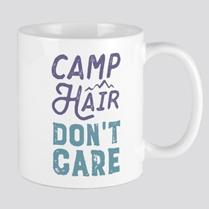 Camp Hair Don't Care Mug