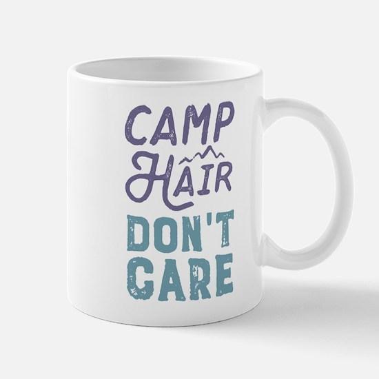 Camp Hair Don't Care Mug