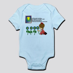 Mary Mary Infant Bodysuit