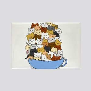 Full Cats Magnets